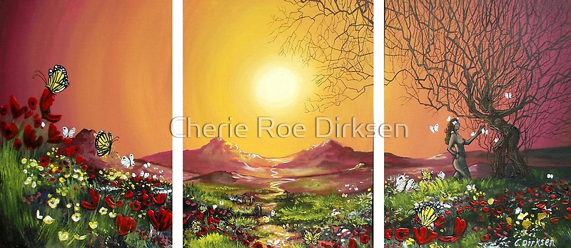 Heaven on Mother Earth (HOME) by Cherie Roe Dirksen