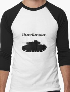 Wargamer Pz MkIII Men's Baseball ¾ T-Shirt