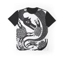 And the dragon Graphic T-Shirt