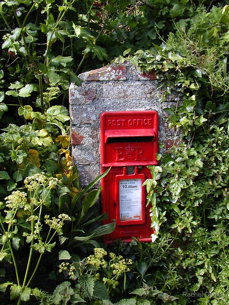 Cornish letterbox by redown