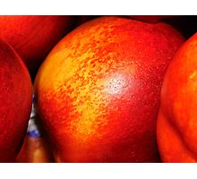 Bright Apples Photographic Print