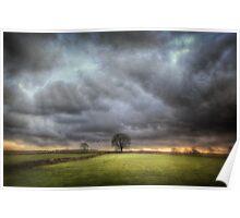 Peak Storm Poster