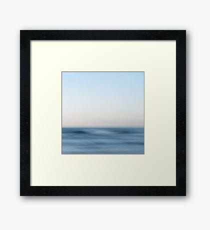 Ocean Whispers Framed Print