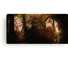 The Elder Forest | Tolkien Inspired Artwork Canvas Print