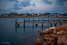 Geraldton Marina  by Pene Stevens
