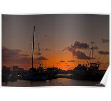 Geraldton Marina 2 Poster