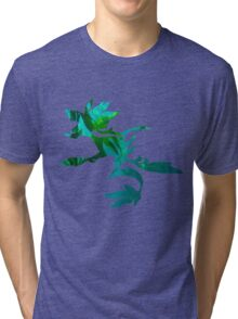 Dragalge used camouflage  Tri-blend T-Shirt