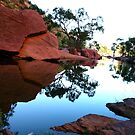 Water Rocks by Jasmine Staff