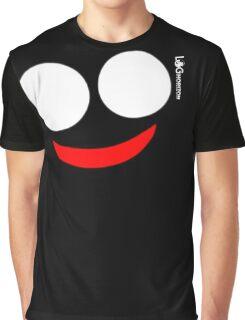 Log Horizon - Villain in Glasses Graphic T-Shirt