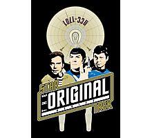 Star Trek TOS Trio Photographic Print
