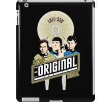 Star Trek TOS Trio iPad Case/Skin