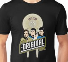 Star Trek TOS Trio Unisex T-Shirt