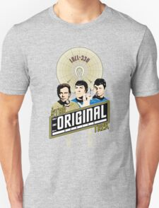 Star Trek TOS Trio Unisex T-Shirt