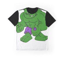 The Incredible Panda Graphic T-Shirt