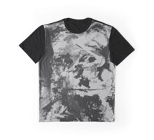 abstract face Graphic T-Shirt