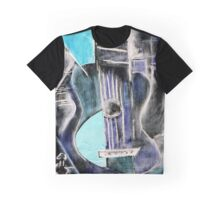 collage guitar Graphic T-Shirt