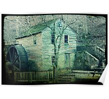 Rice Grist mill  Poster