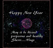 whoops...forgot the HAPPY NEW YEAR...START OFF WITH A SMILE by Sherri     Nicholas