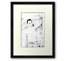 Brisbane Boys - Ben Framed Print