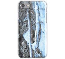 Snow on the Creek iPhone Case/Skin