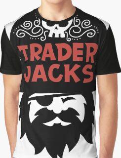 TRADER JACKS Graphic T-Shirt