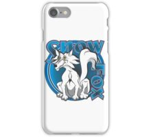 Snow Fox iPhone Case/Skin