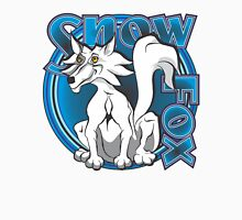 Snow Fox Unisex T-Shirt