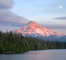 As The SunSets and the Moon Rises by Jennifer Hulbert-Hortman