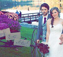 beautiful wedding photo by sullyshah
