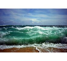 Waves Photographic Print