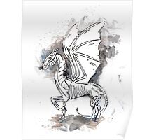 Harry Potter Thestral Poster