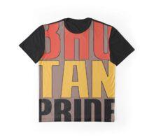 BHUTAN Graphic T-Shirt
