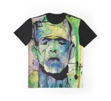 Colourful Lunacy Graphic T-Shirt