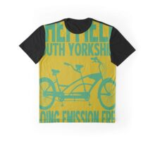 SHEFFIELD-GOING EMISSION FREE Graphic T-Shirt