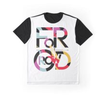 For the Crowd Graphic T-Shirt