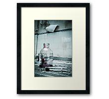 Syringe ~ St Gerard's Framed Print