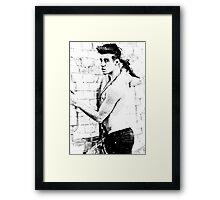 Brisbane Boys - Pryce Framed Print