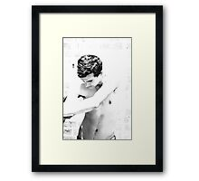 Brisbane Boys - Tim Framed Print