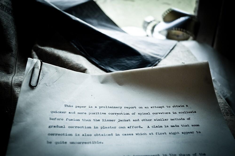 The Essay ~ St Gerard's  by Josephine Pugh