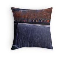 World Trade Center Memorial #1 Throw Pillow