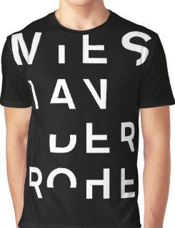 MIES Graphic T-Shirt