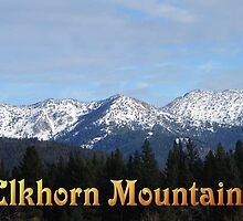 Elkhorn Mountains - OREGON by BettyEDuncan