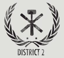 District 2 by Rachael Thomas
