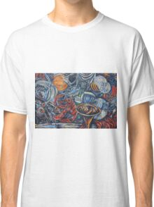 Abstract - colours  Classic T-Shirt
