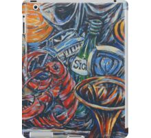 Abstract - colours  iPad Case/Skin