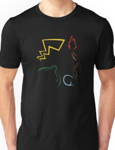 4 Legends Unisex T-Shirt