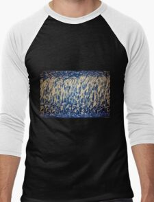 Abstract - heads  Men's Baseball ¾ T-Shirt