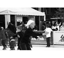Cincinnati Skater 1 - Cincinnati Ohio Photographic Print