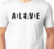 Alive/Dead (Black) Unisex T-Shirt
