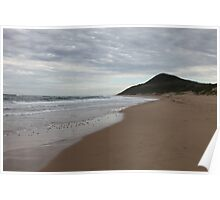 Mozambican Beach Poster